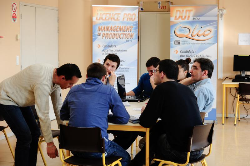 Candidature Licence Professionnelle Management de Production